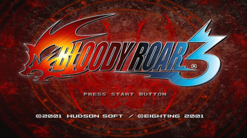 [Giả Lập PS2 trên PC] Bloody Roar 3 PS2 Repack 2019