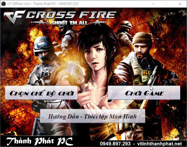 Crossfire Offline