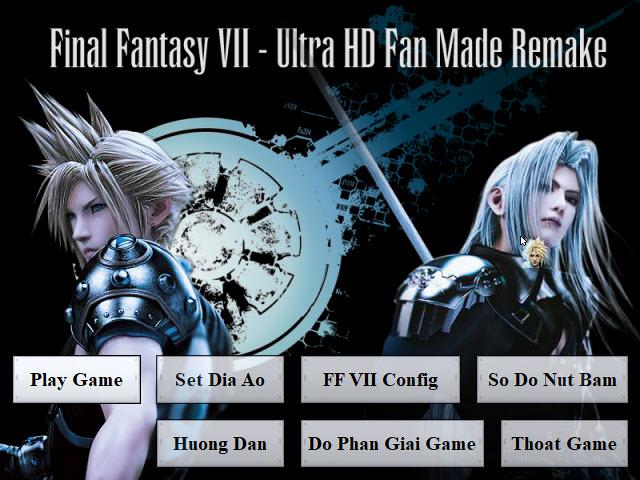 Final Fantasy VII Ultra HD