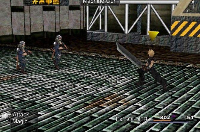 Final Fantasy VII Remake PC2