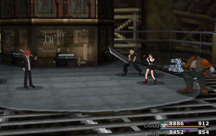 Final Fantasy VII Remake PC3