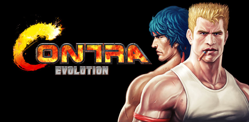 Contra Evolution HD cho PC