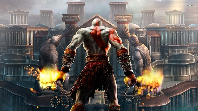 [Giả Lập PS3 trên PC] God of War 2