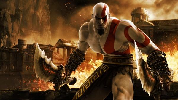 [Giả Lập PS2 trên PC] God of War Việt Hóa
