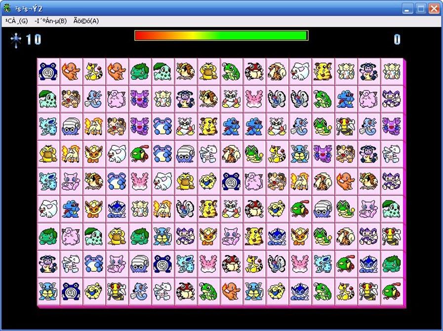 Tổng Hợp Game Pikachu trên PC