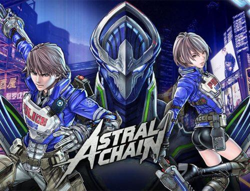 Astral Chain | Giả lập Switch trên PC