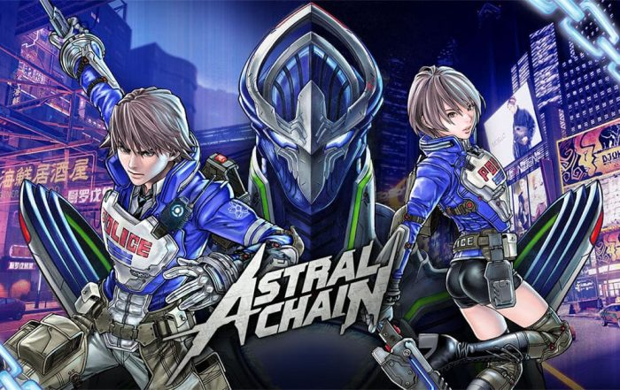 Astral Chain Nintendo